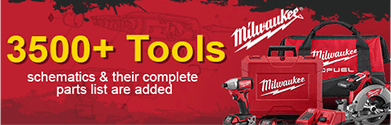 Milwaukee Tool Parts